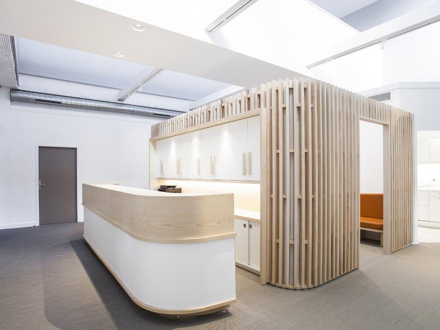 R novation d un cabinet dentaire saint jean de luz - Cabinet dentaire saint priest ...